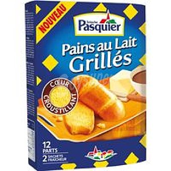 Pasquier Pan de leche tostado paquete 165 gr