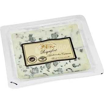 LA TRADITION DU BON FROMAGE Des Crémiers queso roquefort de Francia envase 100 g envase 100 g