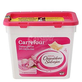 Carrefour Detergente con suavizante en cápsulas para máquina 30 ud