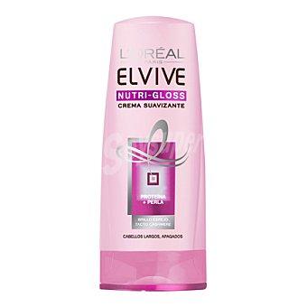Elvive L'Oréal Paris Crema suavizante Nutri-Gloss para cabellos largos y apagados 250 ml