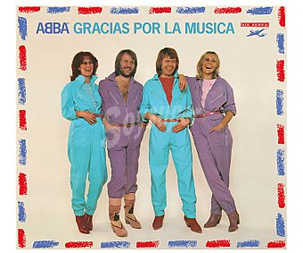 Universal Music Abba: Gracias Por La...