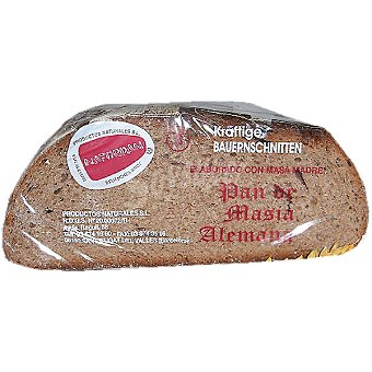 KORNPAN pan de masía alemana integral Unidad 250 g