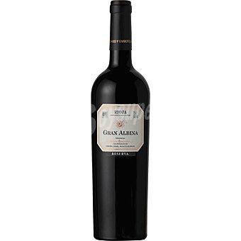 Gran Albina Vino tinto reserva D.O. Rioja Botella 75 cl