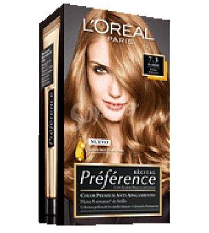 Preference L'Oréal Paris Tinte nº 7.3 Floride 1 ud