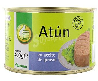 Productos Económicos Alcampo Atún en Aceite Vegetal Lata 260 g