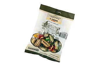 El Caserío Caramelos con piñones Bolsa 145 g
