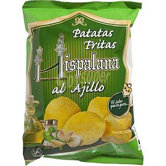 Hispalana Patatas fritas al ajillo bolsa 140 g