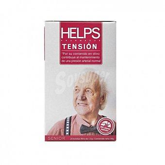 Helps Infusión en bolsitas Tensión Senior 20 ud 20 ud