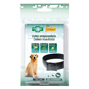 Friskies Purina Collar antiparásito negro Pack 1 unid