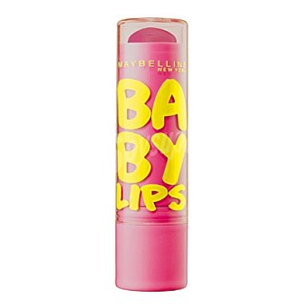 Maybelline New York Bálsamo labial Baby Lips Pink Punch 1 unidad