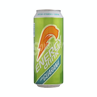 Energy Drink Bebida energetica guarana Lata 500 ml