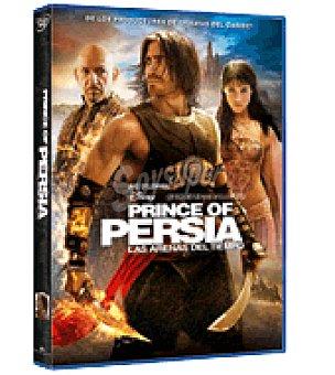 Príncipe de persia: las arenas del tiempo dvd