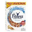 Cereales copos de trigo integral, arroz inflado y avena Paquete 450 g Fitness Nestlé