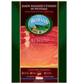 Casa Westfalia Jamón ahumado curado bolsa 100 g