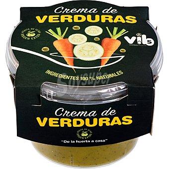 Vibs Crema de verduras de la huerta a casa  tarrina 250 g