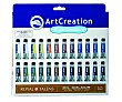 24 tubos de pintura al oleo de 12mm y varios colores serie Art Creation Expression talens  ROYAL TALENS Art Creation Expression