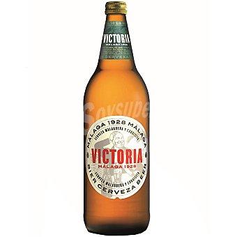 Victoria Cerveza Botella 1 litros