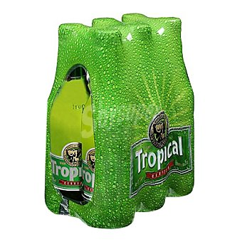 Tropical Cerveza Pilsen Pack 6x25 cl