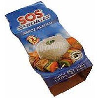Sos Arroz blanco Sabores Pack 2x125 g