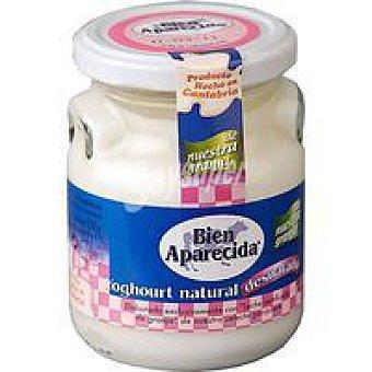Bien Aparecida Yogur natural desnatado Tarro 250 g