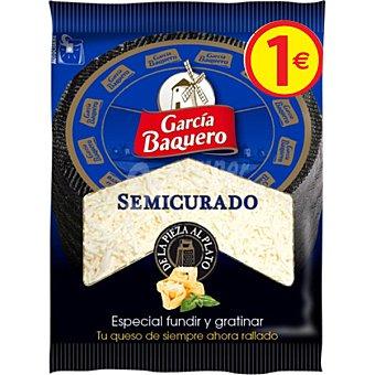 García Baquero Queso semicurado Envase 90 g