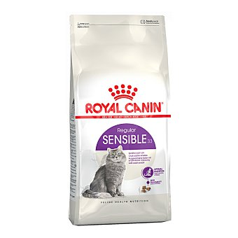Royal Canin Pienso para gatos adultos Sensible 33 4 kg