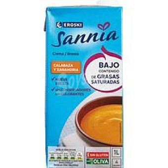 Eroski Sannia Crema De Calabaza 1l