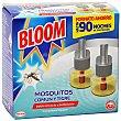 Insecticida antimosquitos recambio eléctrico líquido Caja 2 u Bloom