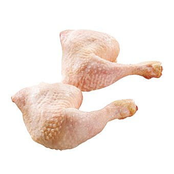 Carrefour Trasero de pollo con espinazo Bandeja de 450.0 g.
