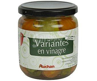 Auchan Variantes de verduras extra Frasco de 190 grs