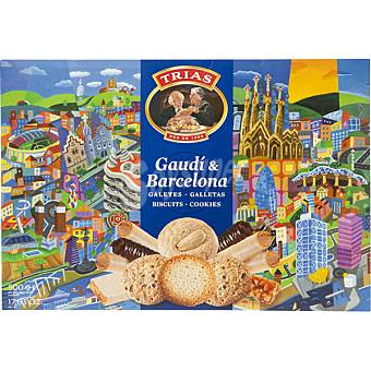 Trias Gaudí Caja 500 g