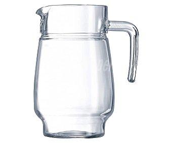 Arcoroc Jarra clásica para agua modelo Tivoli, con capacidad de y fabricada en vidrio arcoroc 2.3 litros