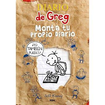 RBA Diario De Greg: Monta Tu Propio Diario
