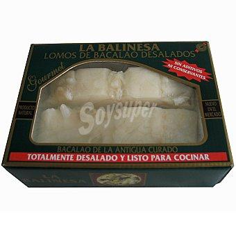 La balinesa lomo de bacalao desalado caja 500 g