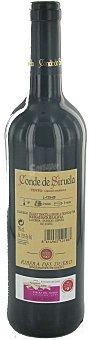 CONDE de SIRUELA Vino Tinto Ribera del Duero Roble Botella 75 Centilitros