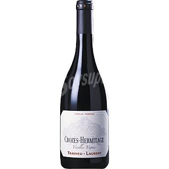 CROZES HERMITAGE Vino tinto Tardieu-Laurent del Valle de Ródano Francia Botella 75 cl
