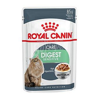 Royal Canin Comida húmeda para gatos adultos digest sensitive Bolsa 85 g