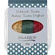 Surtido calabazate tricolor confitado tarrina 250 g tarrina 250 g Paiarrop