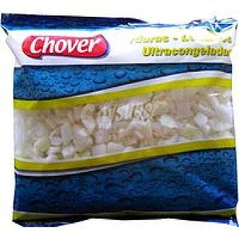 Chover Cebolla en cubos congelada Caja 400 g