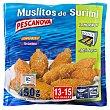 Muslito de mar congelado Paquete 450 g Pescanova