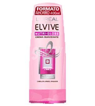 Elvive L'Oréal Paris Crema suavizante Nutri 400 ml