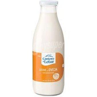 Letur Leche Ecológica de oveja Botella 1 litro