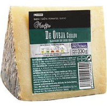 Eroski Queso curado de oveja 330 g