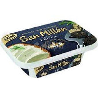 San Millán Queso sabor trufa tarrina 125g