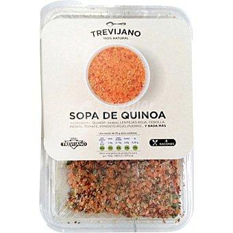 Trevijano Sopa de quinoa deshidratada Estuche 200 g