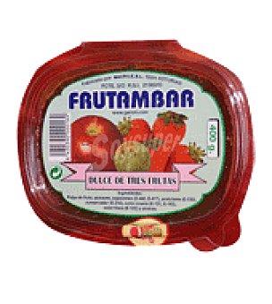 Frutambar Dulce 3 frutas 400 g