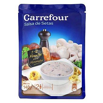 Carrefour Carrefour Salsa con Setas 140 g