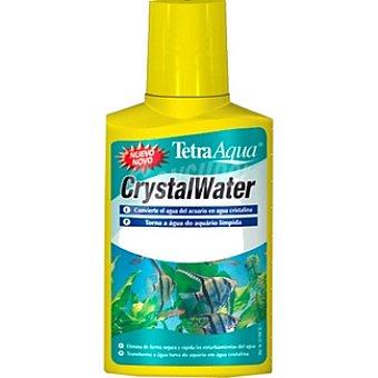 Tetraaqua crystalwater Producto especial para convertir el agua del acuario en agua cristalina Envase 100 ml