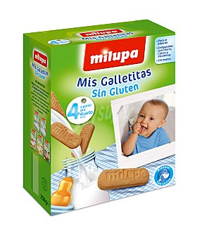 Milupa Mis galletitas sin gluten Caja 250 g