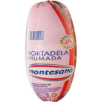 Montesano Mortadela ahumada